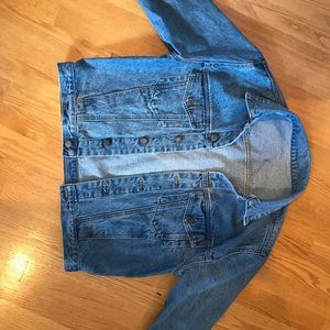Brandy Melville Blue Jean Jacket